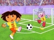 fotbal cu dora exploratoarea