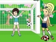 fotbal cu polly pocket