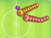 Jocuri cu fotbal cu serpi