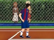 Jocuri cu fotbal cu tenis de picior