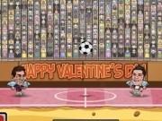 fotbal de ziua valentine