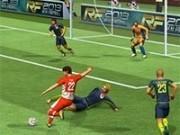fotbal fifa 3d in liga asiatica