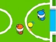 fotbal in 2 cu robotei