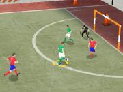 Jocuri cu fotbal in strada 3d