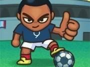 Jocuri cu fotbal la tinta