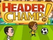 Jocuri cu fotbal tenis cu capul
