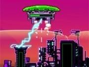 Jocuri cu furtuna atacurilor extraterestre