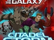Jocuri cu gardienii galaxiei furtuna in citadela