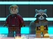 gardienii galaxiei in luptele lego
