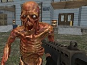 impusca 3d contra zombi