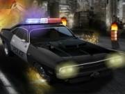 Jocuri cu impuscaturi masini de politie cu rachete