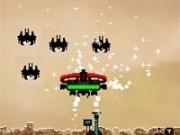 invazia de nave extraterestre