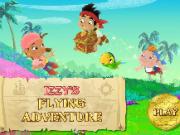 izzy aventura de zburat