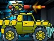 jeep impuscaturi si explozii puternice