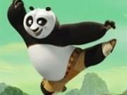 Jocuri cu kung fu panda se antreneaza