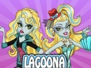 lagoona regina stilului monster high