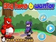 Jocuri cu luptatorii din big hero sase
