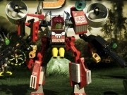 Jocuri cu luptatorii roboti lego