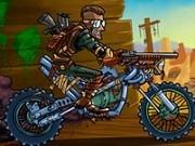 luptatorul de pe motocicleta apocalipsei