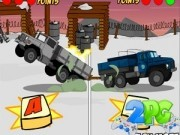 lupte de forta cu camioane