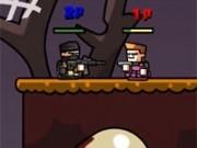 Jocuri cu lupte de impuscaturi in arena