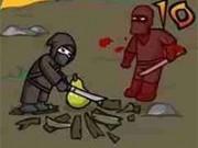 Jocuri cu luptele ninja din satul ascuns