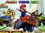 mario cu camioane de curse