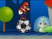 Jocuri cu mario sarituri pe minge