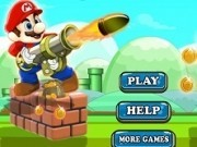 Jocuri cu mario trage cu bazooka