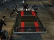 Jocuri cu masina contra zombi