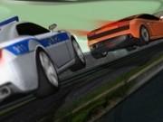 Jocuri cu masina de politie in urmarire