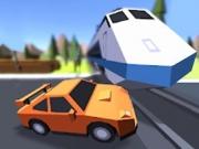 Jocuri cu masina vs tren