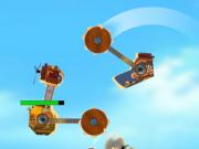 Jocuri cu masinarii ciudate de lupta
