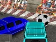 masini 3d de fotbal