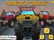 Jocuri cu masini camioane mari cu sarituri
