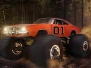 Jocuri cu masini camion cu nitro in cursa