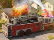 masini de pompieri de parcat