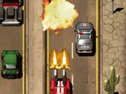 Jocuri cu masini distrugatoare pe autostrada