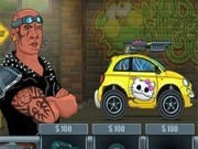 Jocuri cu masini explozive in curse cu impuscaturi