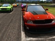 Jocuri cu masini nascar in curse 3d