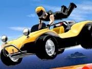 Jocuri cu masini nitro in curse la inaltime