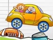 masini pe drumuri construite
