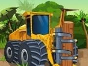 Jocuri cu masini taiatoare de lemne