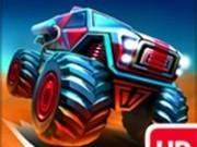 mega monster wheels cu masini