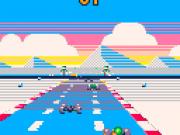 Jocuri cu micro curse de pixeli