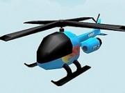 Jocuri cu micul elicopter 3d de zburat
