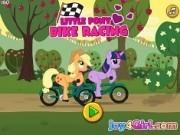 micul meu ponei curse cu biciclete