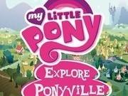 Jocuri cu micul meu ponei prietenia magica