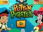 Jocuri cu mini golf cu piratii din lumea de nicaieri