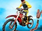 Jocuri cu moto de curse pe calea x